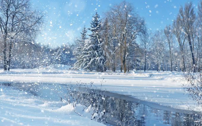 Погода в Україні на тиждень, 17-22січня