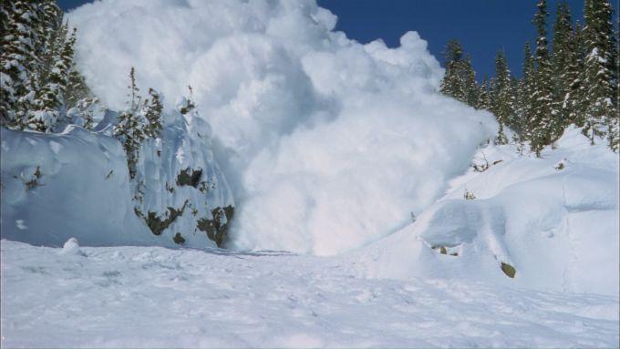 У Карпатах оголошена небезпека сходу лавин