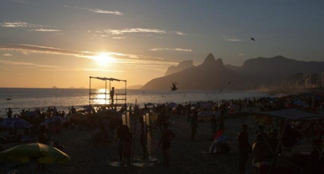 У Бразилії страшна посуха (ФОТО)