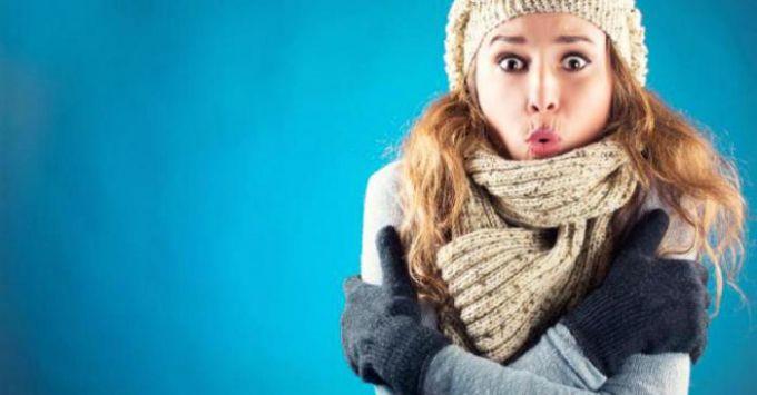 Чому жінки частіше мерзнуть, ніж чоловіки? (ВІДЕО)