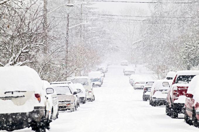 У вихідні до України повернуться снігопади