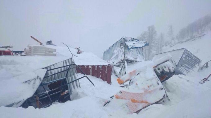 У Карпатах 13 грудня буде лавинонебезпечно