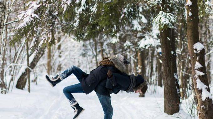 На День святого Валентина частину України засипе снігом