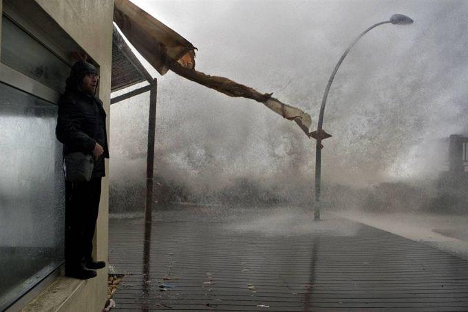 Штормова погода в Олександрії призвела до людських смертей