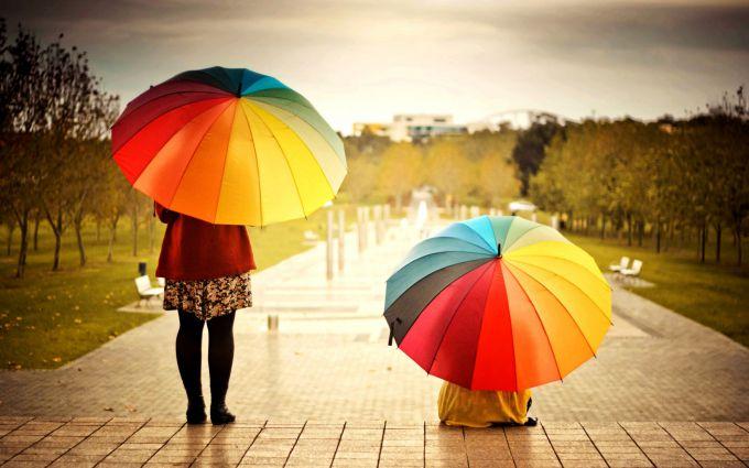 В Європі цього тижня пануватиме циклон дощів