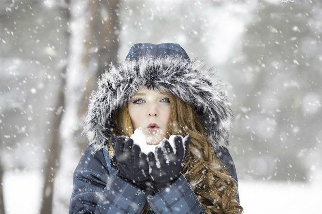 Сніговий циклон послабиться в суботу