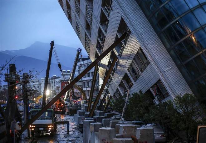 У Тайвані від землетрусу загинуло 7 людей