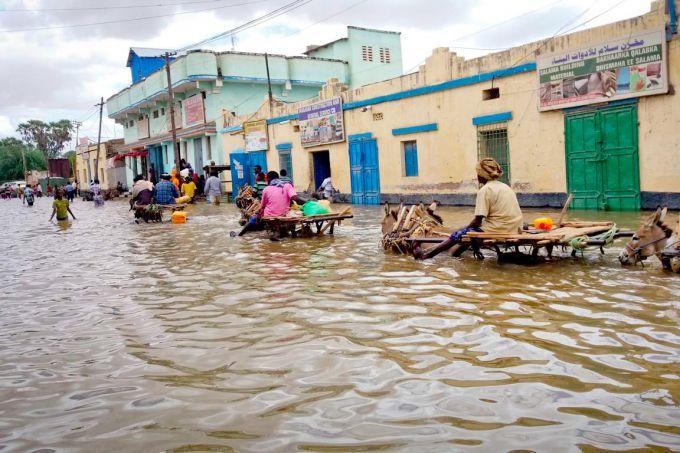 50 людей загинули через повінь у Конго (ВІДЕО)
