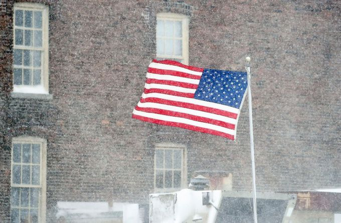 У Нью-Йорку випала рекордна кількість снігу (ФОТО)