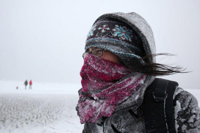 Сувора зима в Європі (ФОТО)
