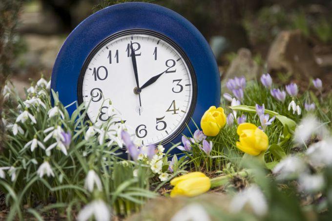 Україна перейде на літній час 29 березня