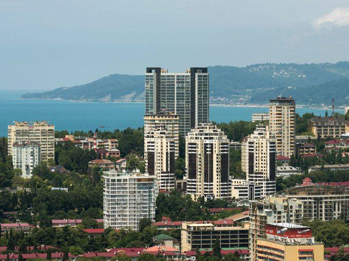 Жителі Сочі і Абхазії відчули землетрус