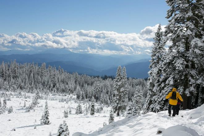 В горах на Івано-Франківщині небезпека сходження лавин