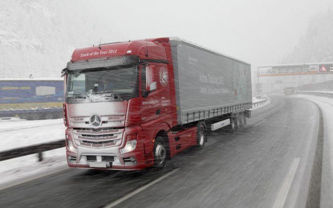 В Одеській і Закарпатській областях обмежено рух транспорту