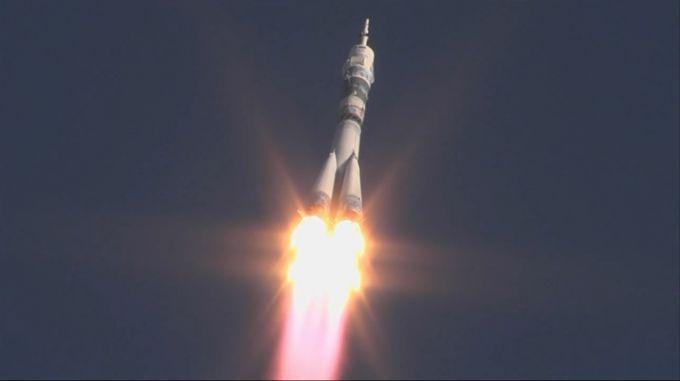 Погода завадила американцям посадити ракету