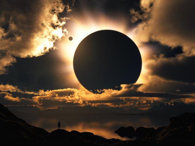 Сонячне затемнення може залишити Німеччину в темноті