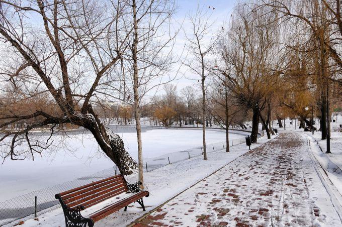 Цього тижня Україну очікують морози до -17 градусів