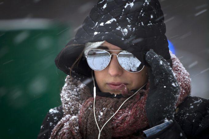 Метеорологи попереджають про сильні снігопади в Чехії