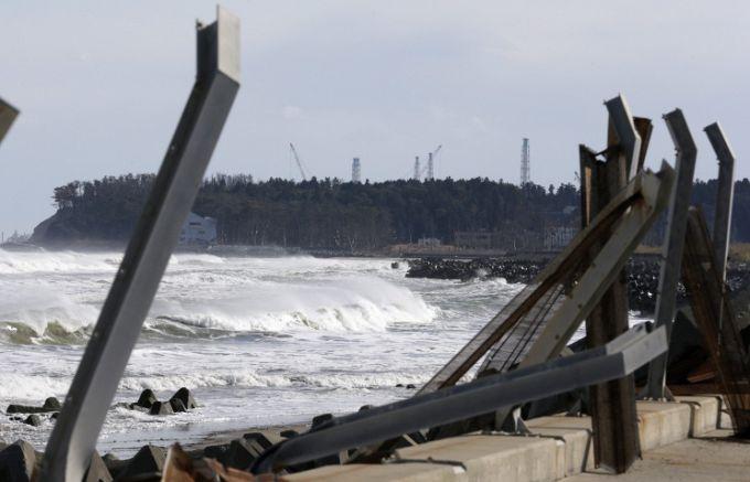 В Японії встановлять прибережні бар'єри проти цунамі