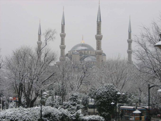 Сніжний апокаліпсис