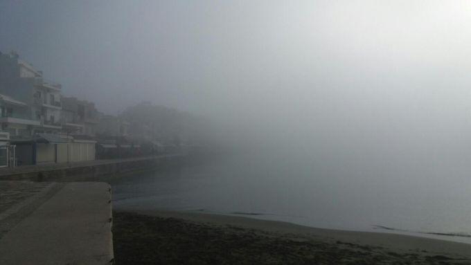 Незвичайний туманний купол спостерігали в Англії (ФОТО)