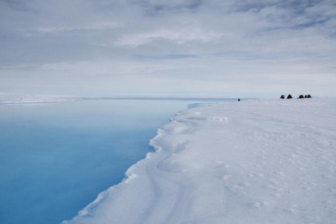 Загадкова аномалія виявлена в Антарктиді (ВІДЕО)