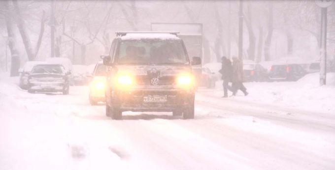 Сибір потерпає від снігопадів і паводків