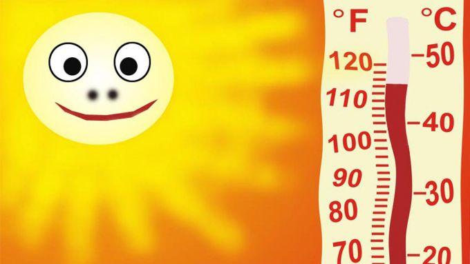 Лютнева спека в Одесі б'є рекорди