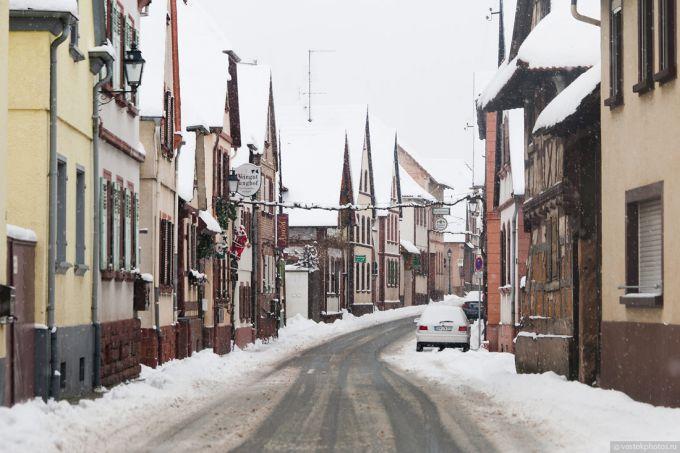 Перші сильні морози йдуть на Східну Європу