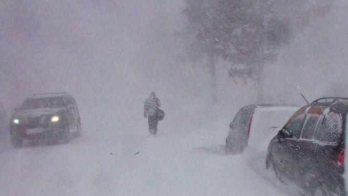 Україну накриє потужний сніговий циклон