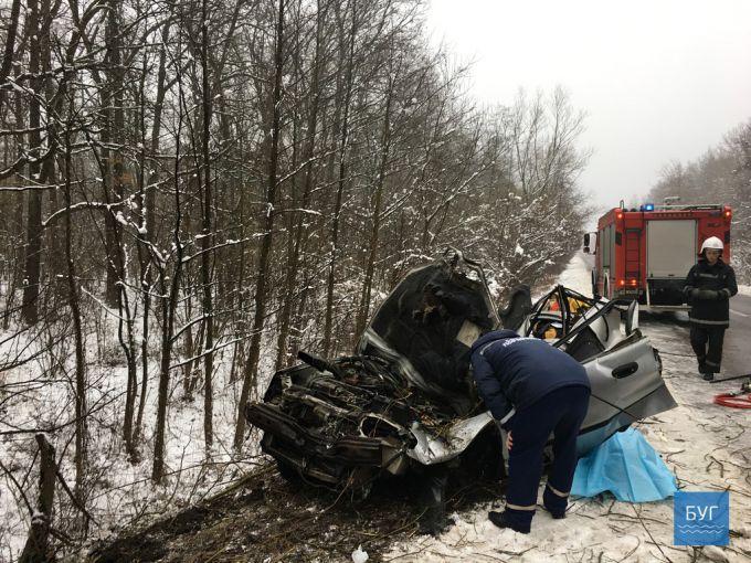 Через ожеледицю на Львівщині сталось смертельне ДТП