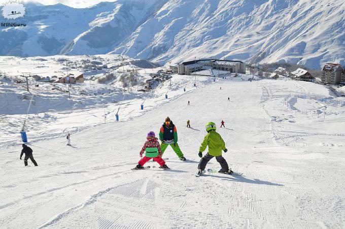 Гірськолижні курорти Грузії: ціни, локації