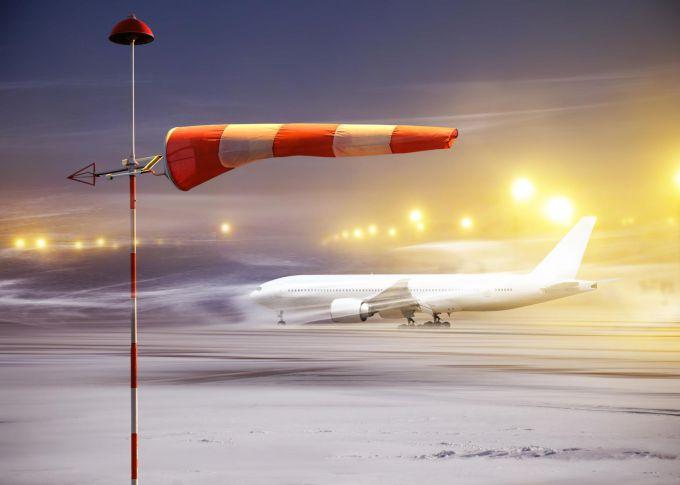 Острів Хокайдо накрило сніговим циклоном (ВІДЕО)