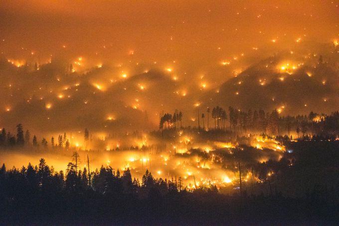 Рекордні природні пожежі спалюють Аргентину (ВІДЕО)