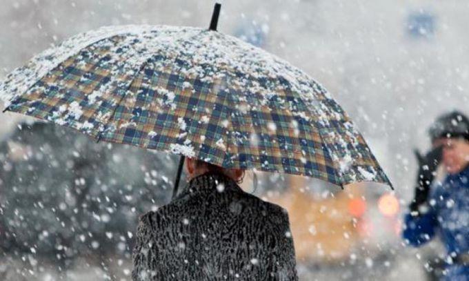 Циклон з Італії принесе в Україну сильні сніги та дощі
