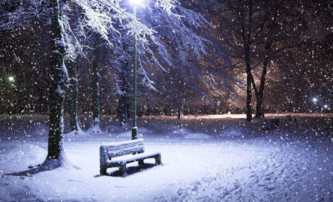 8-9 лютого Україну замете снігом