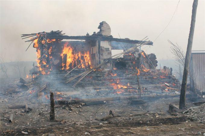 Під час пожеж в Сибірі загинуло 34 людини