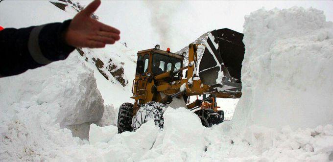 Снігова лавина зійшла в Ірані