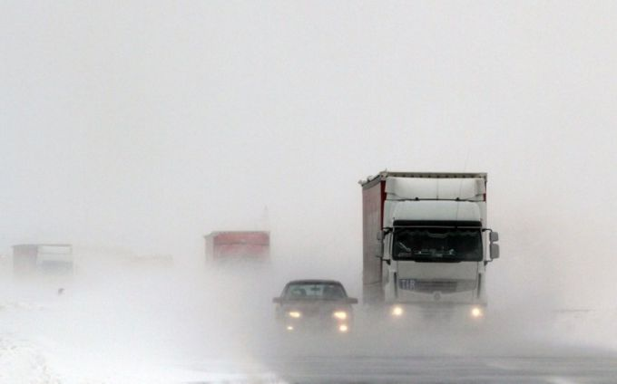 По Україні на 23 грудня оголошено штормове попередження через тумани