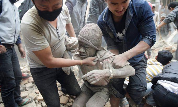 У Тибеті 900 людей постраждали від землетрусу