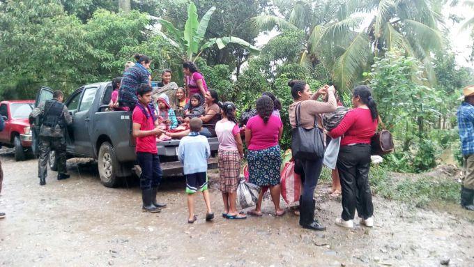 Сильні дощі завдали шкоди Гватемалі