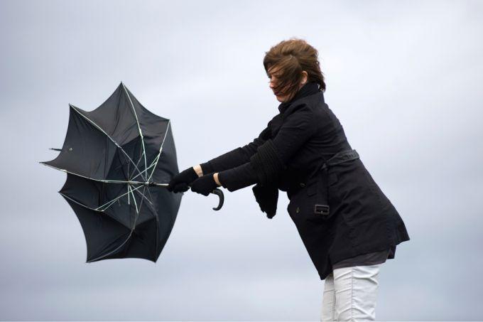 30 січня в Україні очикується потужний штормовий вітер