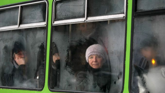 У Польщі від морозів загинули 10 осіб