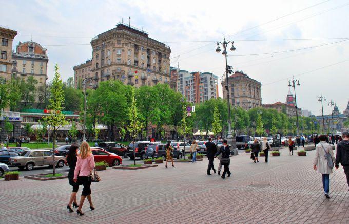В Києві на вихідних потеплішає