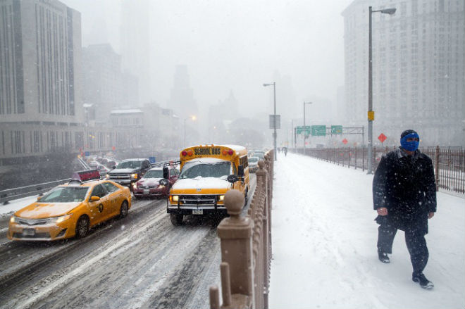 Негода обійшлася Нью-Йорку у 200 млн