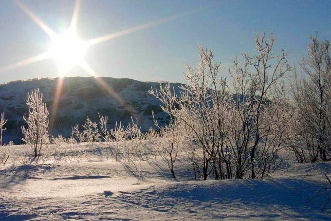 11 лютого в Україні буде сонячно