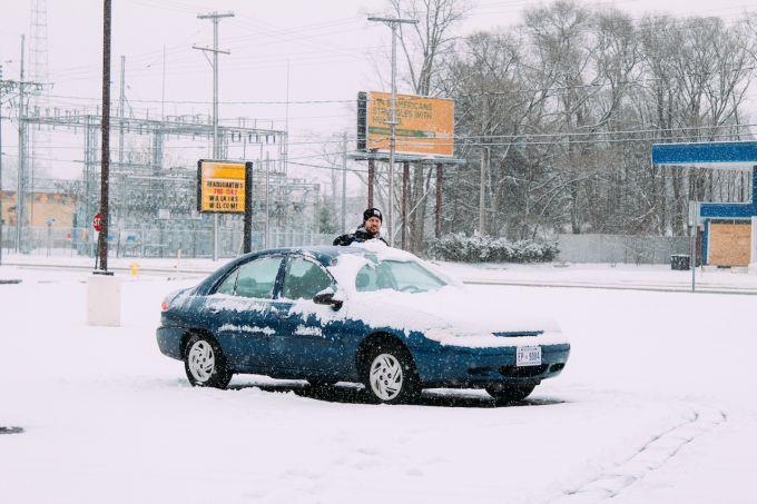 У Чикаго випала аномальна кількість снігу (відео)