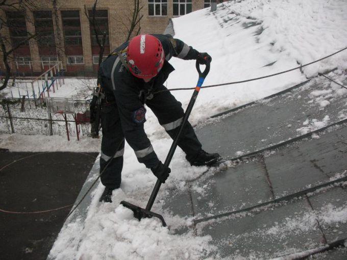 На Україну йде сніговий циклон