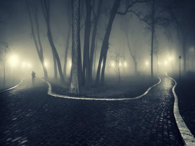 Туман в Лондоні 5 грудня 1952 роки вбив 12000 чоловік (ФОТО)