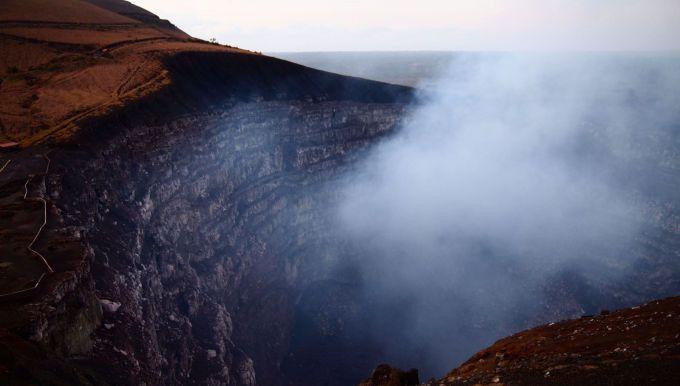 Під вулканом у Болівії знайшли гаряче озеро